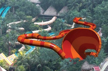 Sunway Lagoon Expands with Malaysia's First WhiteWater Abyss™