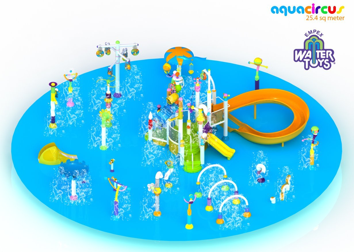 Empex Presents a New AQUACIRCUS with AQUABATS