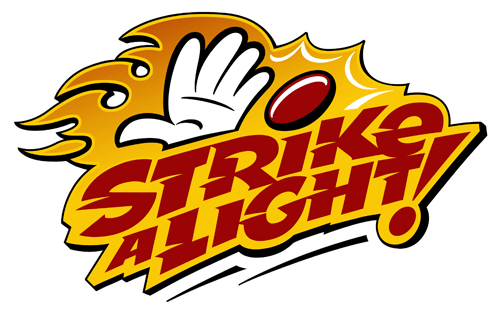 Company Busy with Orders for New Strike A Light Game