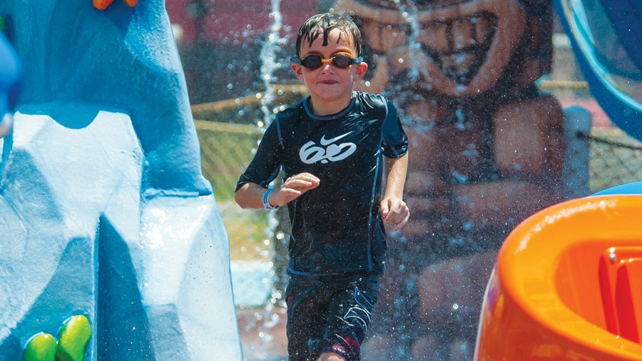 Keeping Up With the Current <br/> Waterpark Ride and Slide Trends