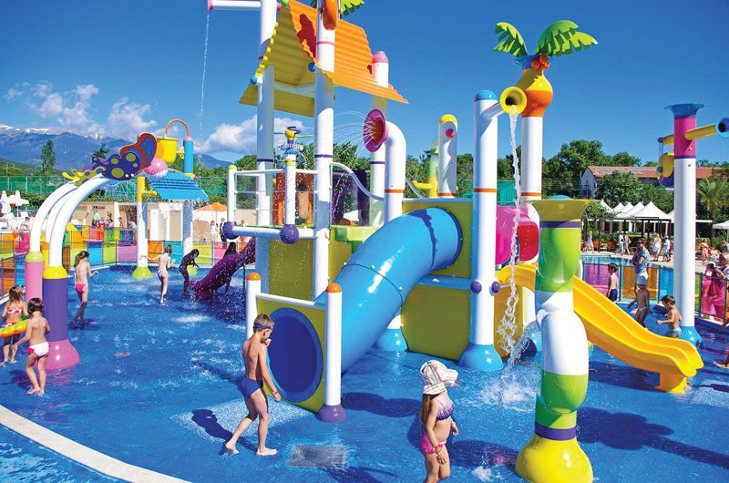 Greece's Cronwell Platamon Resort Adds Empex Water Playground