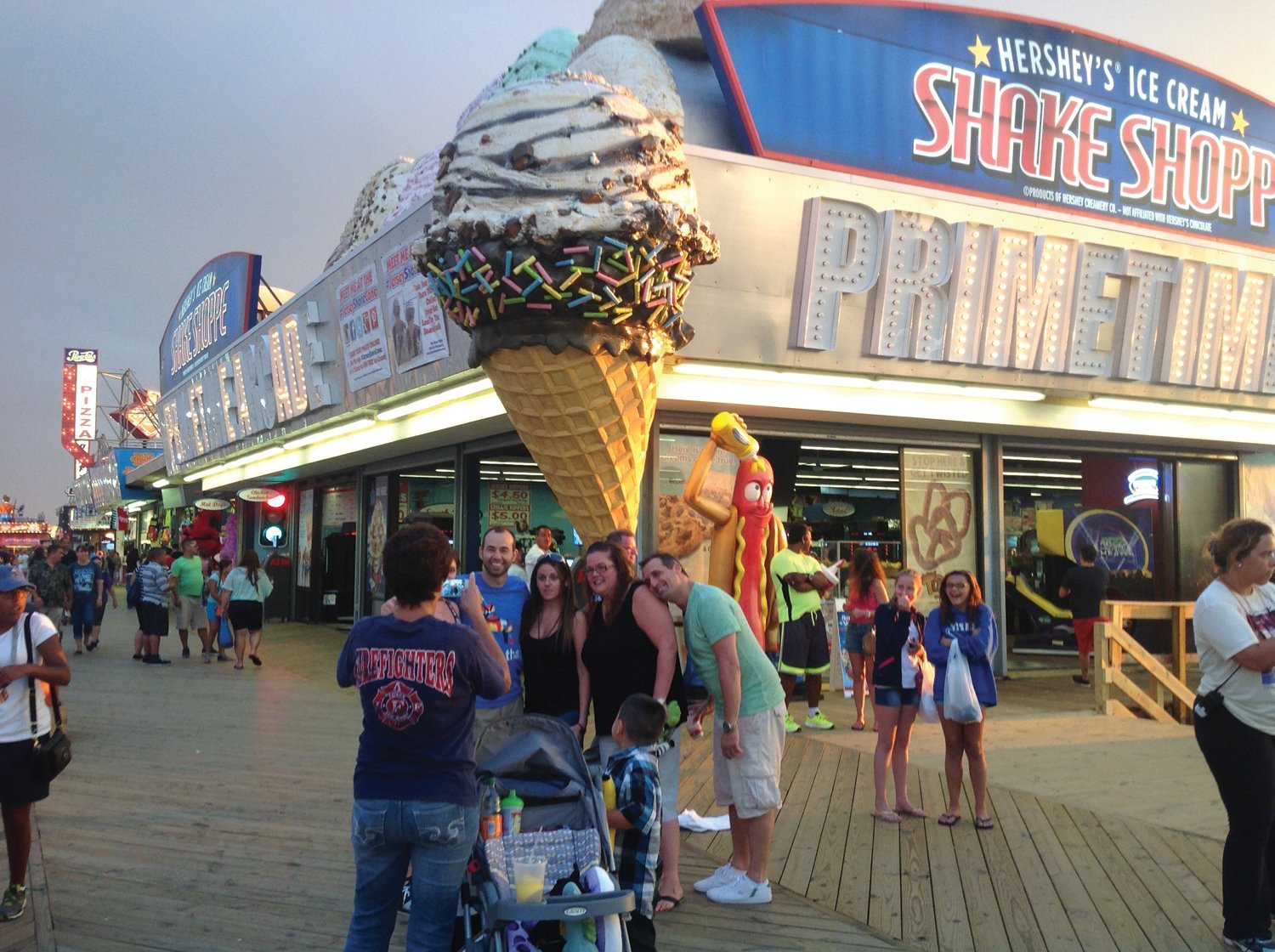 The Shake Shoppe Arcade <br/> A Summer Success Story that is Just the Start
