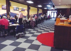 A view of Crystal Lanes in Corning, N.Y. Hosting fundraisers is one way that bowling centers can establish themselves in a community.