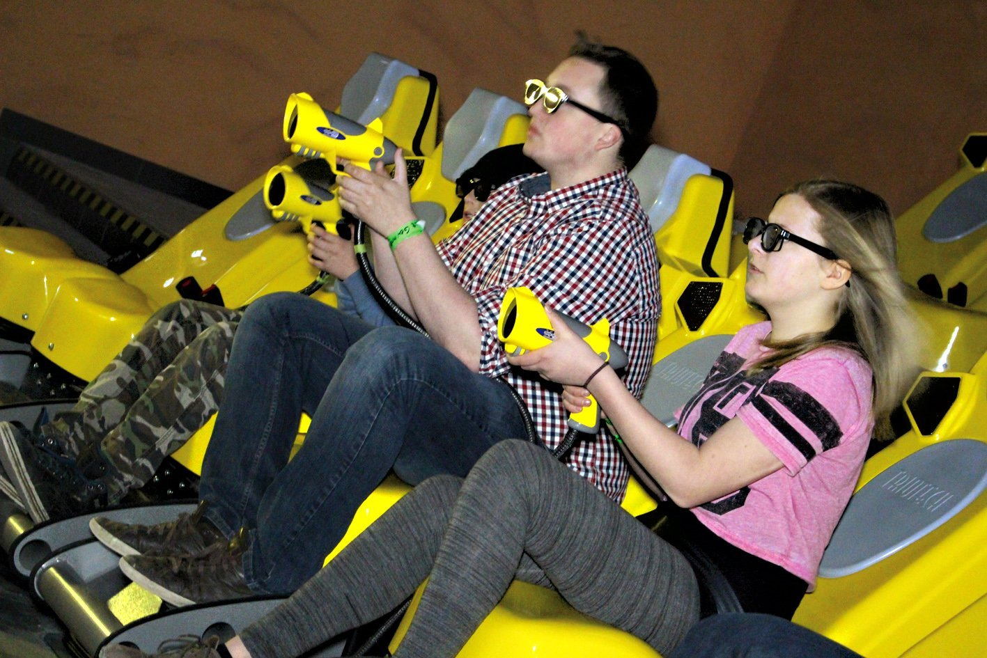 Triotech Attraction Opens at Fort Fun in Germany