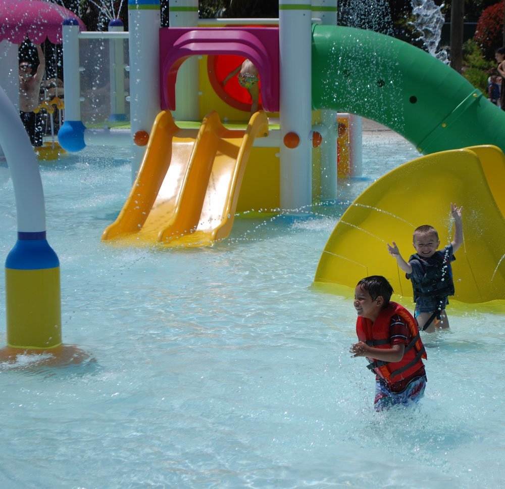 Something for Small Fries – Splashparks Hit a Target Demographic for Waterparks