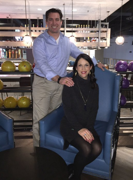 Scott and Jenny Emley, owners of High 5 entertainment in Lakeway, Texas, had a dream to own a family business that came to fruition in January.
