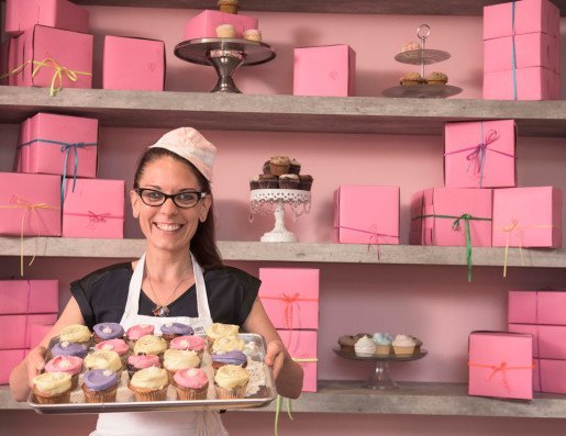 The Erin McKenna Bakery NYC is one of the newest retail locations at Disney Springs.