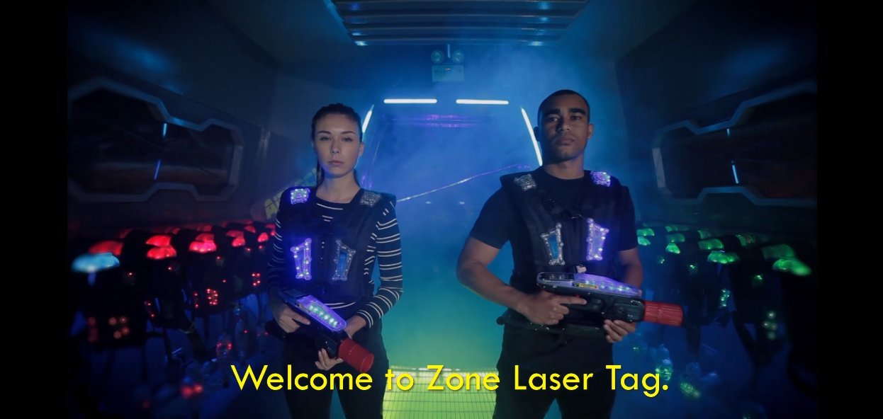 LaserTag.com By Zone Introduces Briefing Video for the Hearing Impaired