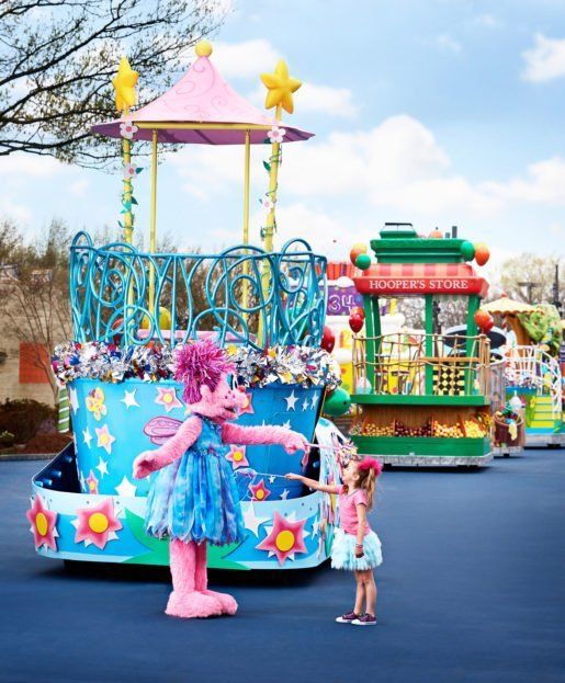 At Sesame Place in Langhorne, Pa., guests who make reservations in advance can also book many park amenities.