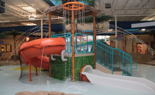 Staff members at Palm Island Indoor Waterpark are scheduled to start before the park opens to make sure they are ready to begin their day awake and with a positive attitude, according to the general manager.