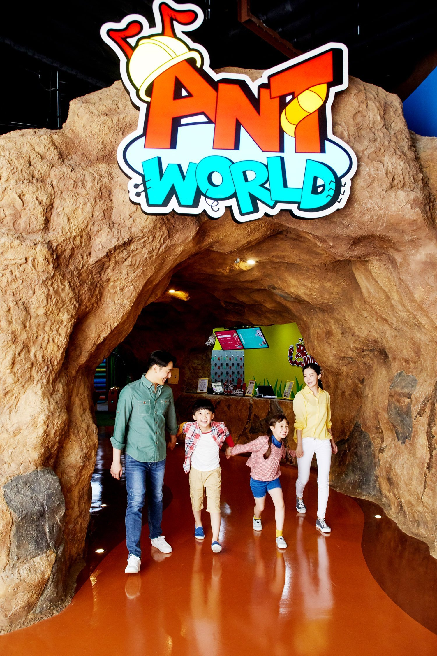 Ant World from iPlayCO Canada Debuts in Seoul, Korea