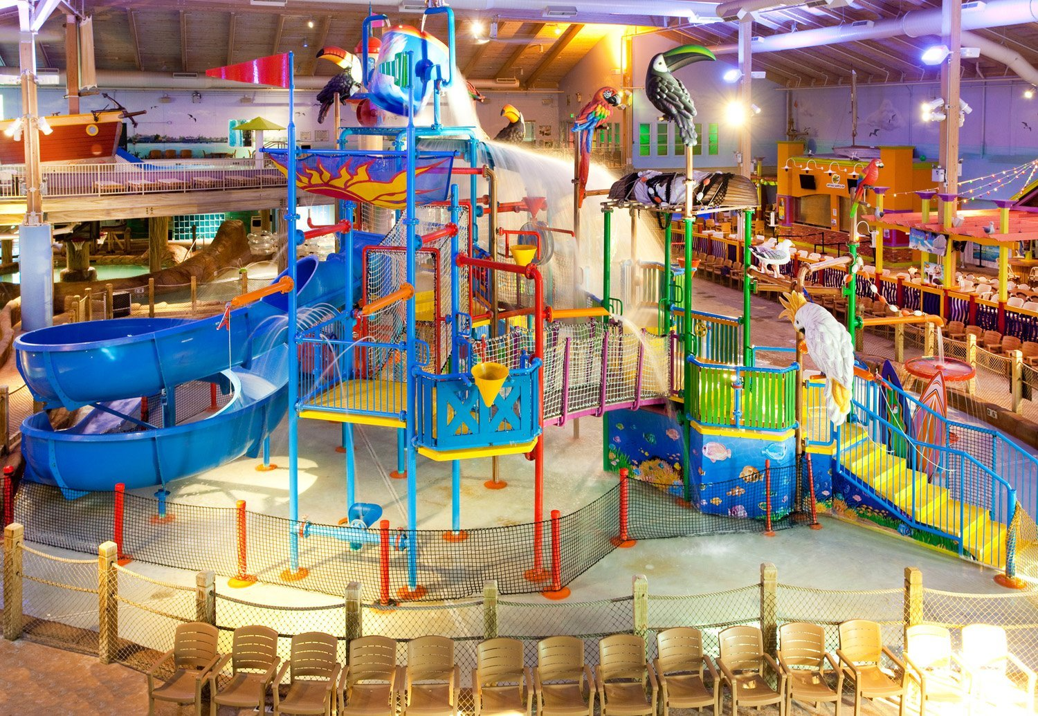 Steps to Put Safety First  <br>How Waterparks Strive to Keep Guests from Harm