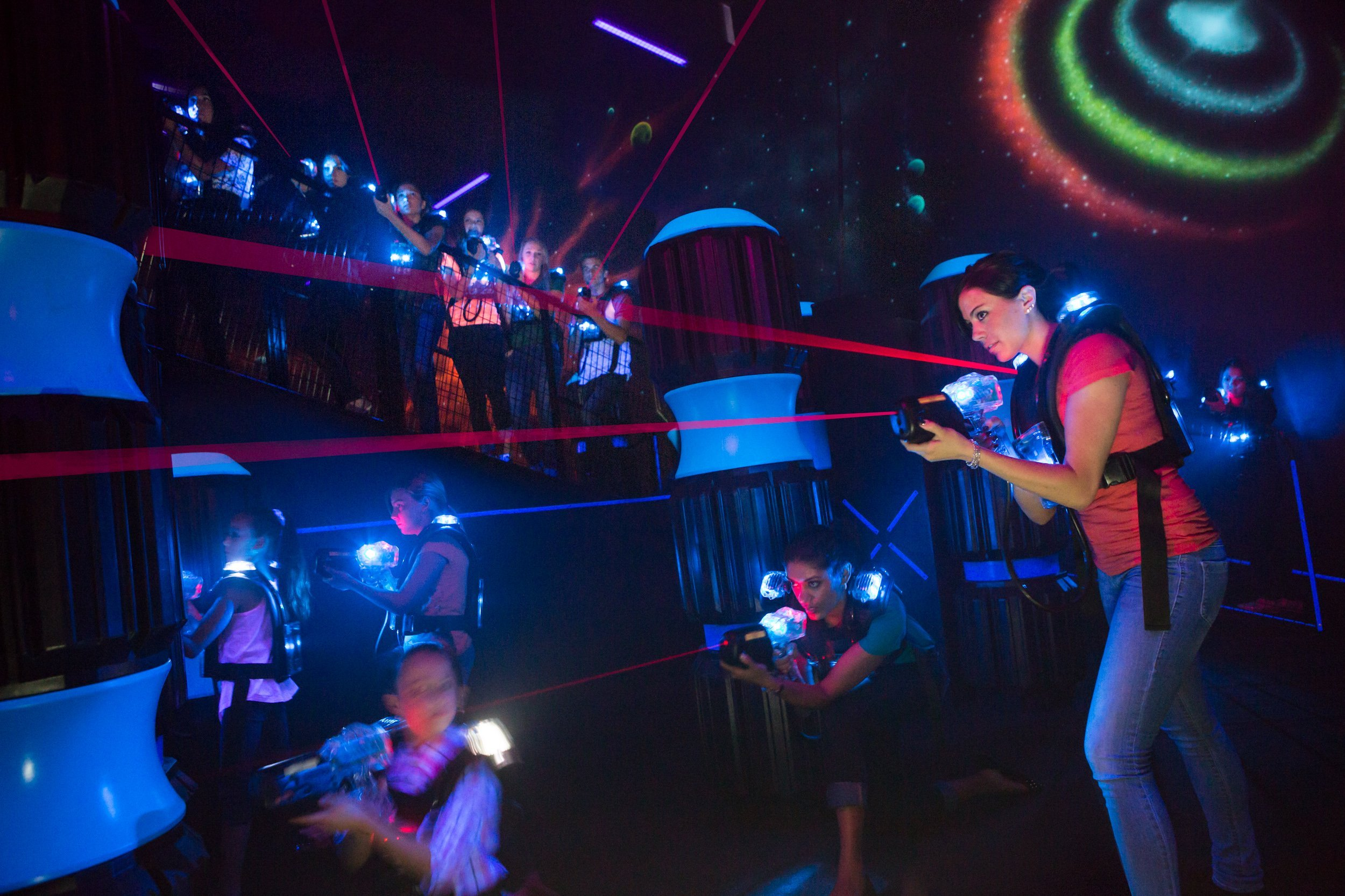 Secrets to New Employee Training How Laser Tag Venues Ready