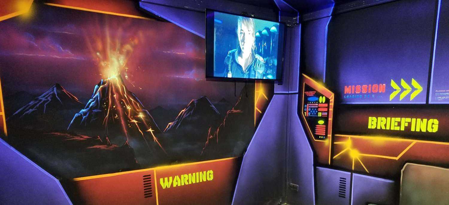 LaserBlast Installs Third Laser World Paris Location