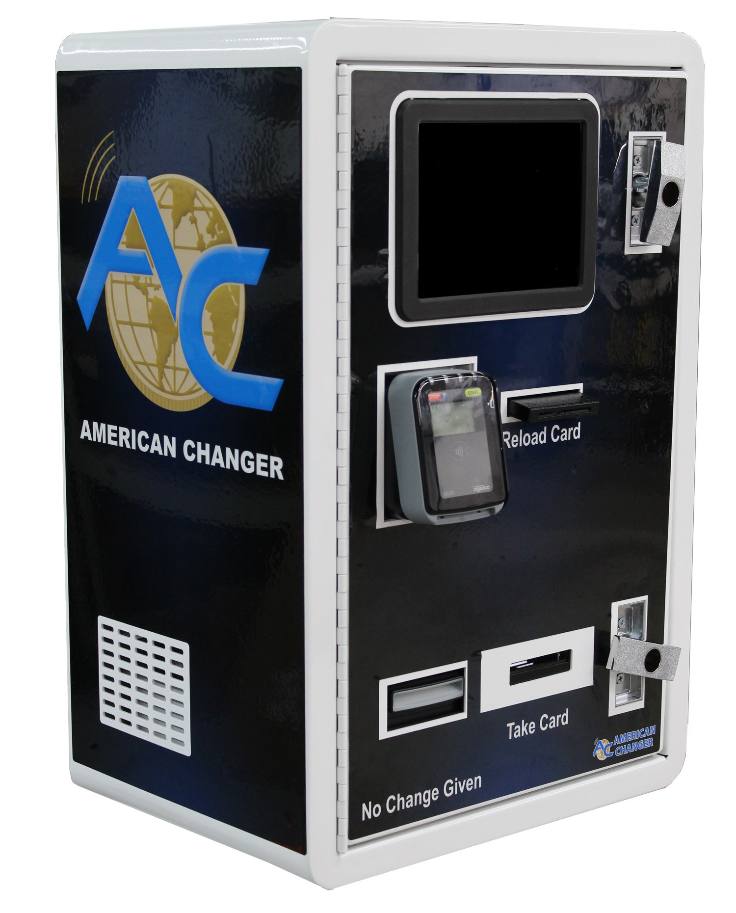 American Changer Announces a New Payment System