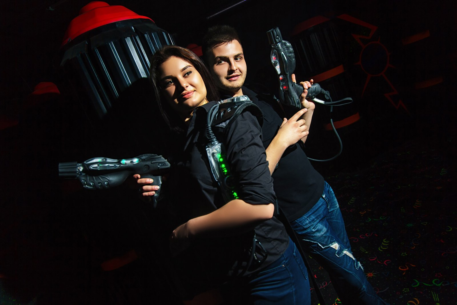 Keeping the Fun Fresh<br>  Perspectives on Laser Tag Equipment