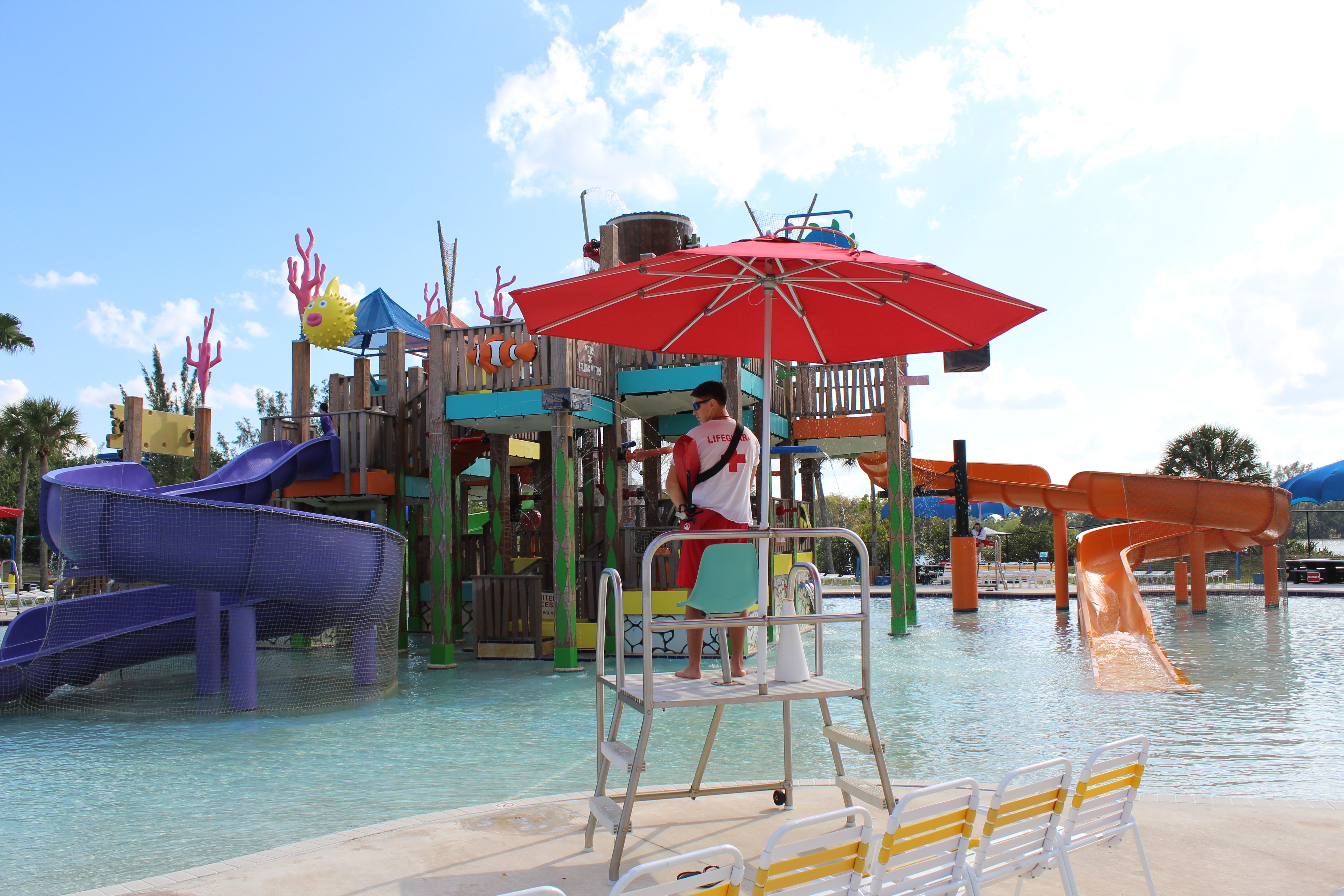 The Maintenance Mantra <br> Waterpark Safety and Upkeep Go Hand In Hand