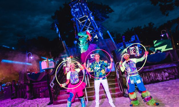 Waterparks After Dark<br>  For a Disney Waterpark, Nights Once Again Glow