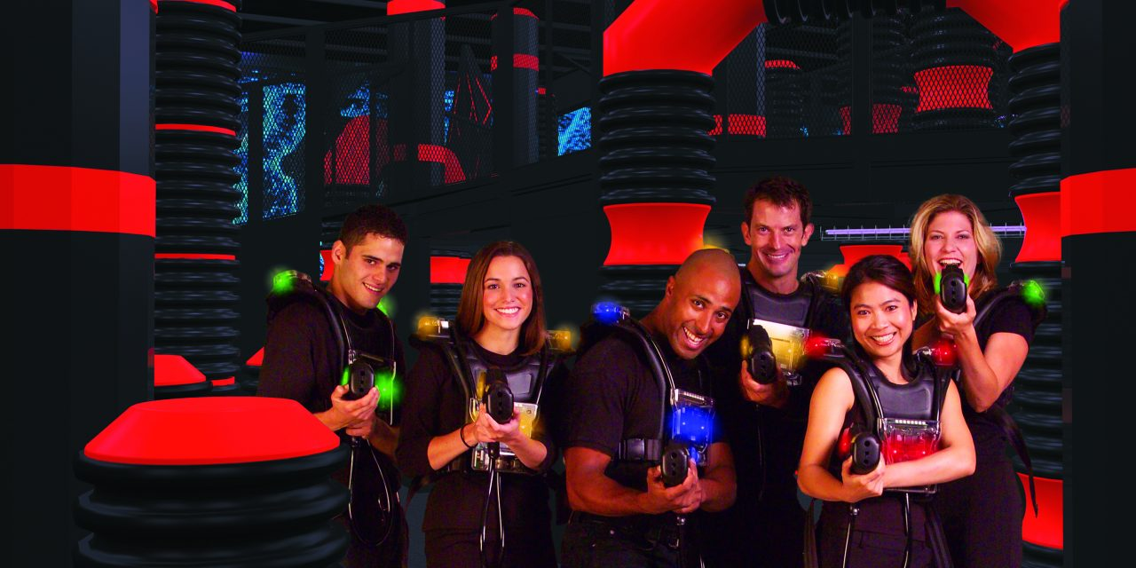 Trends Report <br> Is Laser Tag Still Shining Bright?