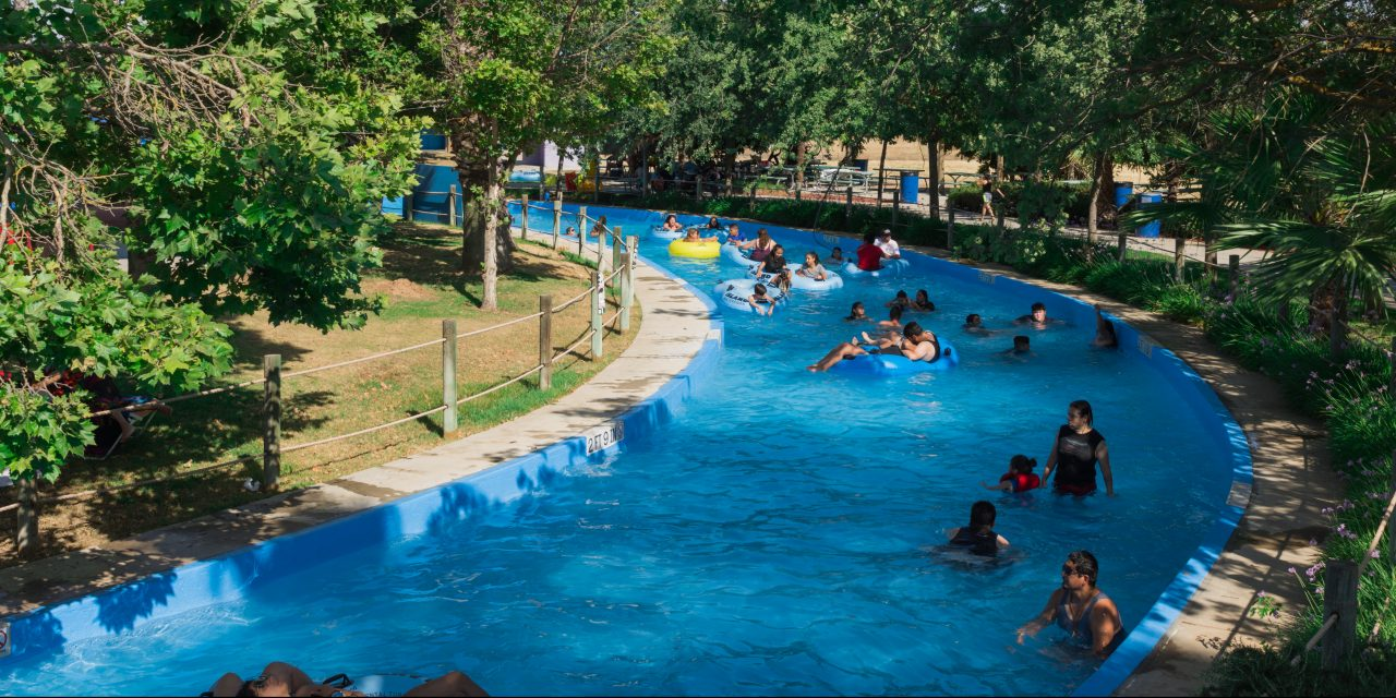 Sliding into Change <br> Trends in the Waterpark Industry