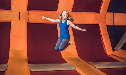 Trampoline Parks:  Safe Jumping Practices for the Safest Fun