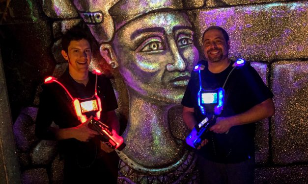From Aliens to Ancient Egypt<br>   Best Laser Tag Arena Themes