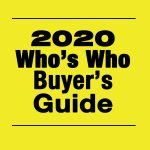 2020 Who's Who Buyer's Guide <br>Building Bridges and Making Connections