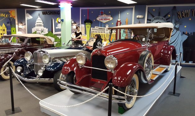 Where the Future Is Fun -Dezerland Park Orlando Announces Iconic Cars and Nonstop Entertainment to All