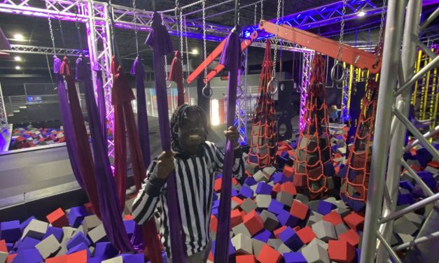 Staying Cautious While Staying Open<br>A Status Report of the Trampoline Park Business