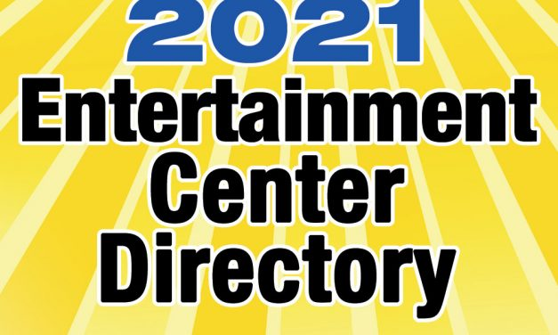 The 2021  Entertainment Center Directory